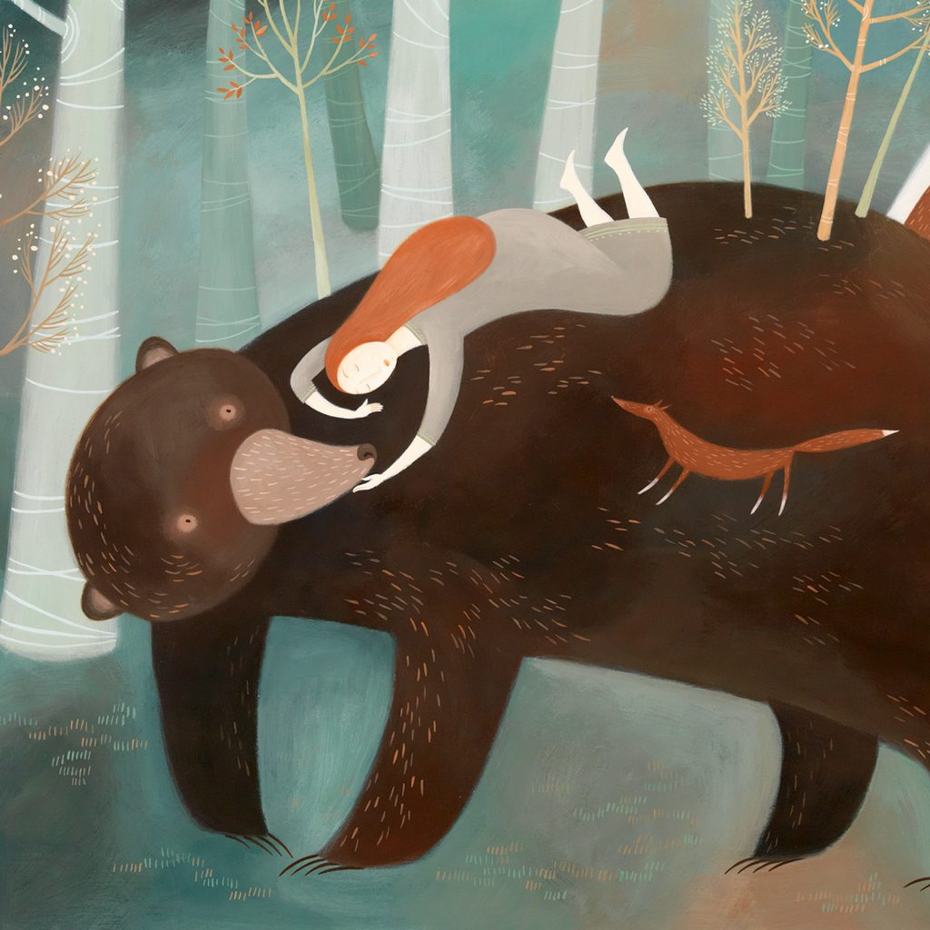 'This One Was Just Right' by Tracie Grimwood