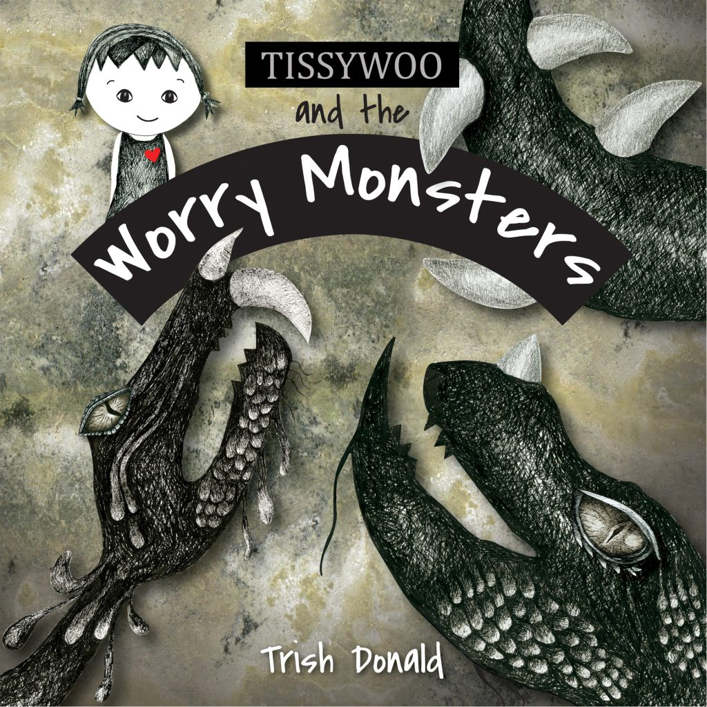 'Tissywoo' Front Cover by Trish Donald