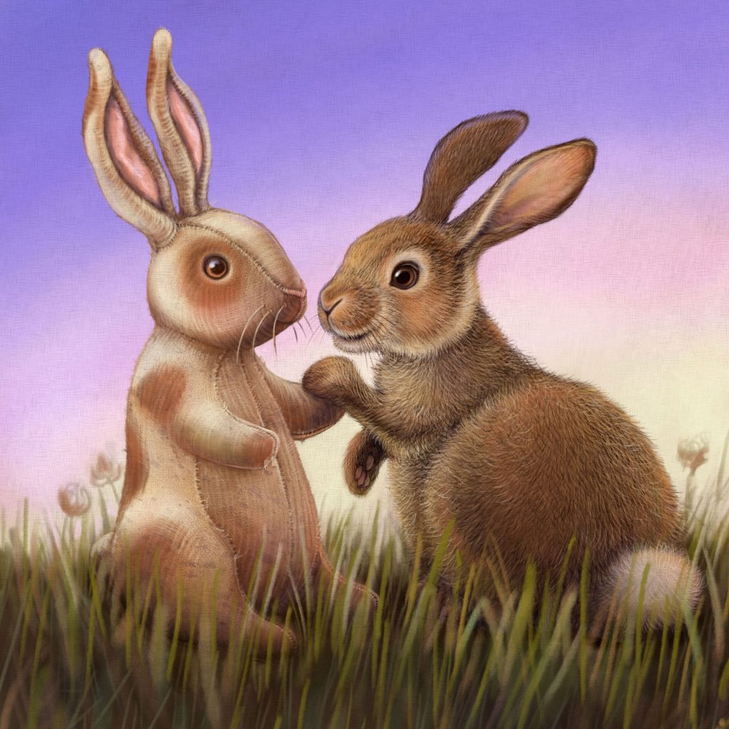 'Velveteen Rabbit' by Marjorie Crosby-Fairall