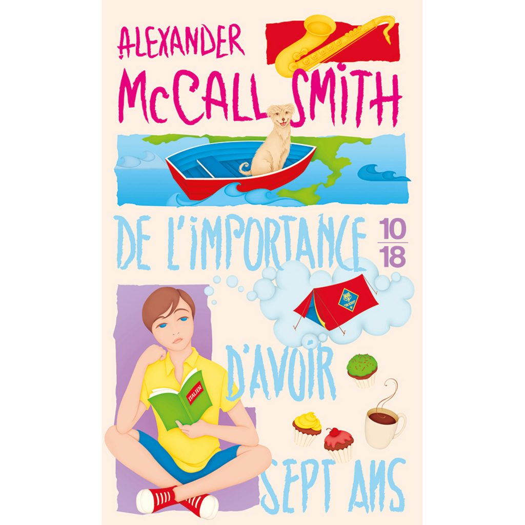 'Scotland Street Series - French Editions' by Wai