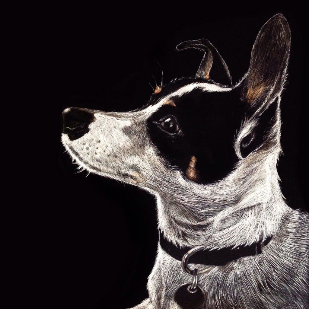 Foxy by Wendi Seymour