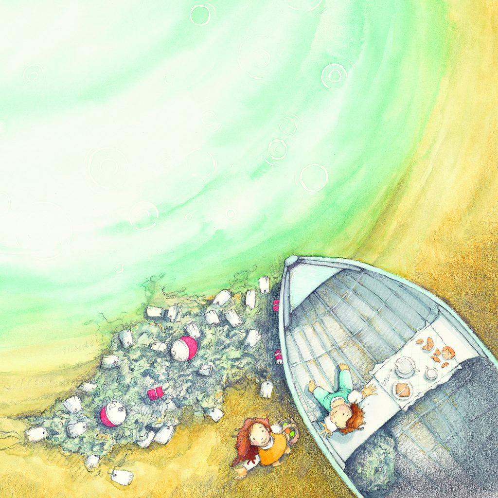Raining by Jennifer Goldsmith