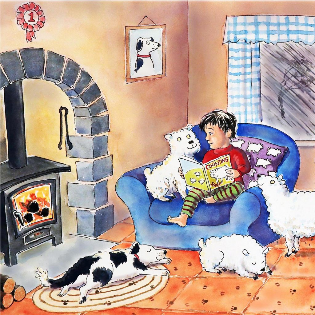 A Cosy Day In by Julia Wakefield