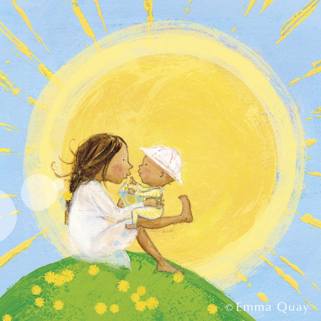 'My Sunbeam Baby' by Emma Quay