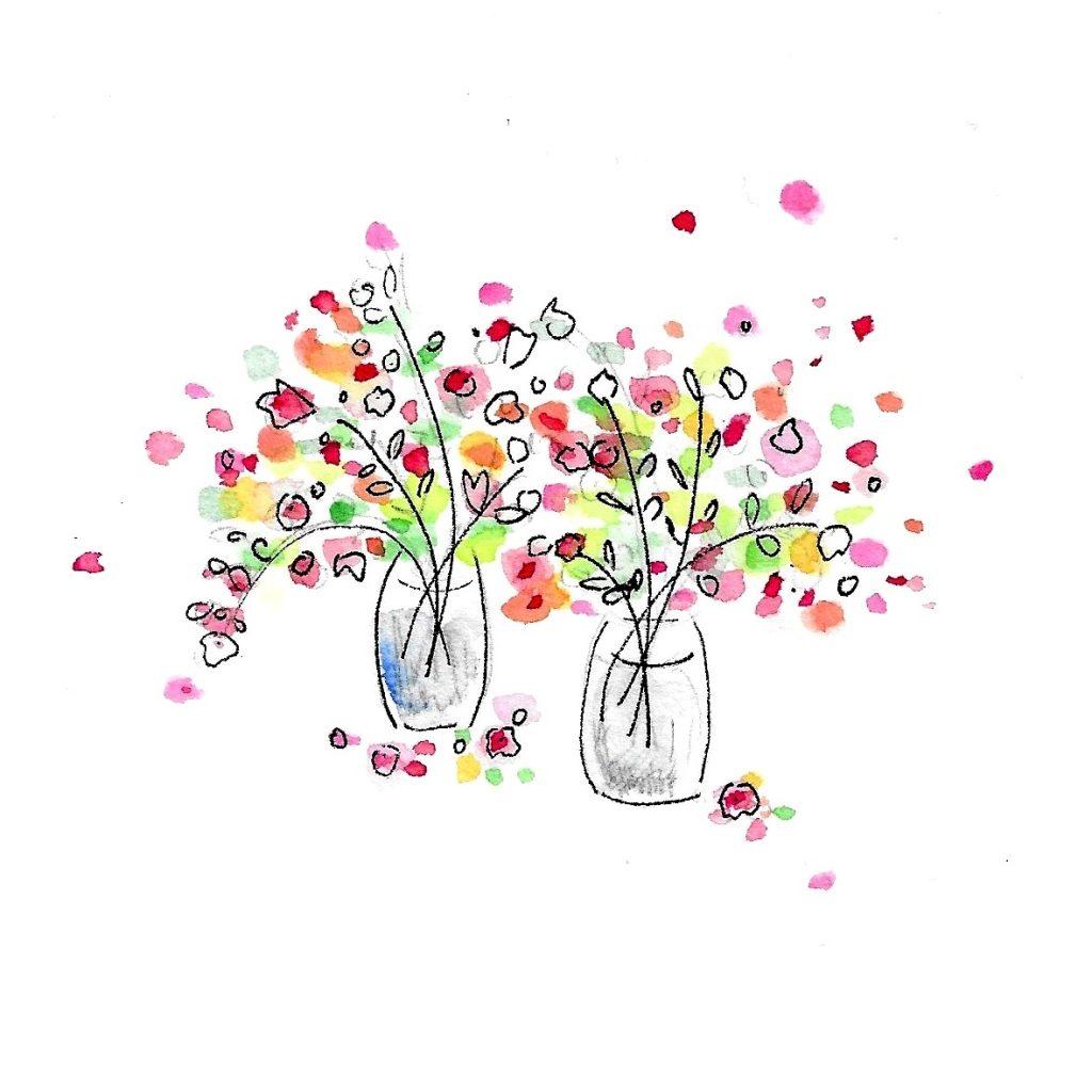 'Flowers' by Julia Weston