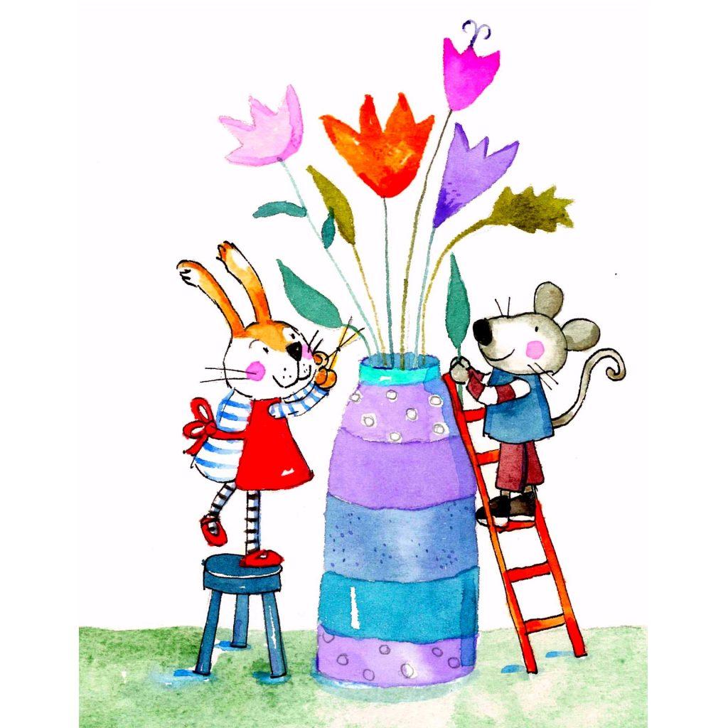 'flowers' by Emma Damon
