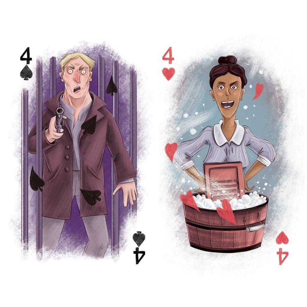 'Port Arthur Cards' by Rachel Tribout