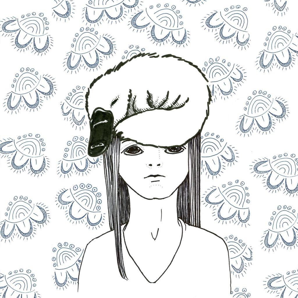'Platypus Hat' by Amber W Johnson