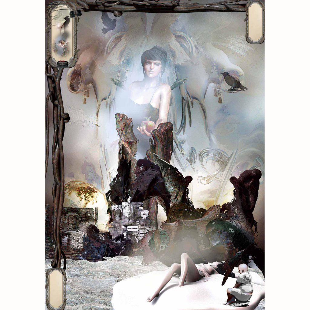 'snow white evil queen' by Paul Taplin