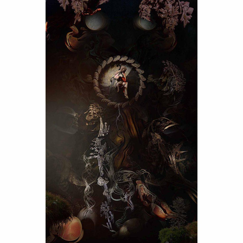 'jesters rest' by Paul Taplin