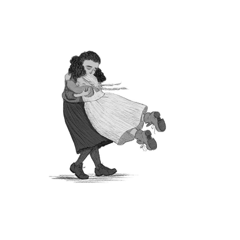 'The Harroway Cousins: Reunion' by Sylvia Morris